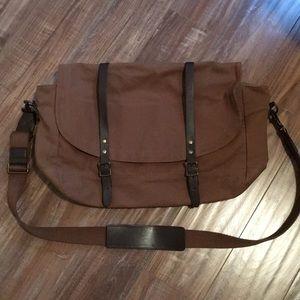 J Crew Men's Messenger Bag